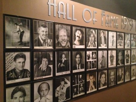 Mark Ridley's Comedy Castle Hall of Fame