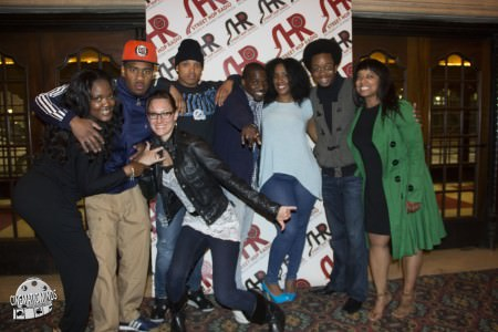 Detroit Comedians with Managers, Dawn and Kay